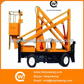 Man Drive Electric Rotating Platform Buy Electric