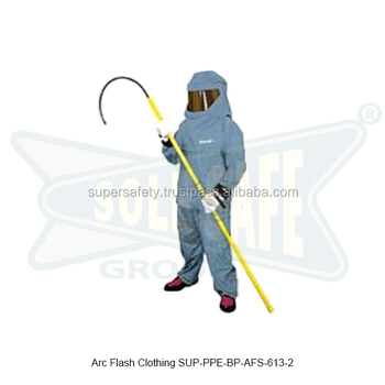 Arc Flash Clothing ( SUP-PPE-BP-AFS-613-2 )