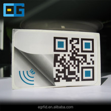 Biologisch afbreekbaar RFID NFC Labels Stickers Tags voor <span class=keywords><strong>Loyaliteit</strong></span> Apps