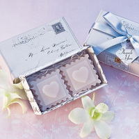 Wedding Door Gifts Stamped With Love Scented Soap