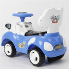 Four-wheel Puppy Kid Sliding Ride On Car Push Car Plasama Car