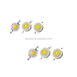 epistar 3w led diode LED Lighting source high power led rgb light 2 pin rgb led light