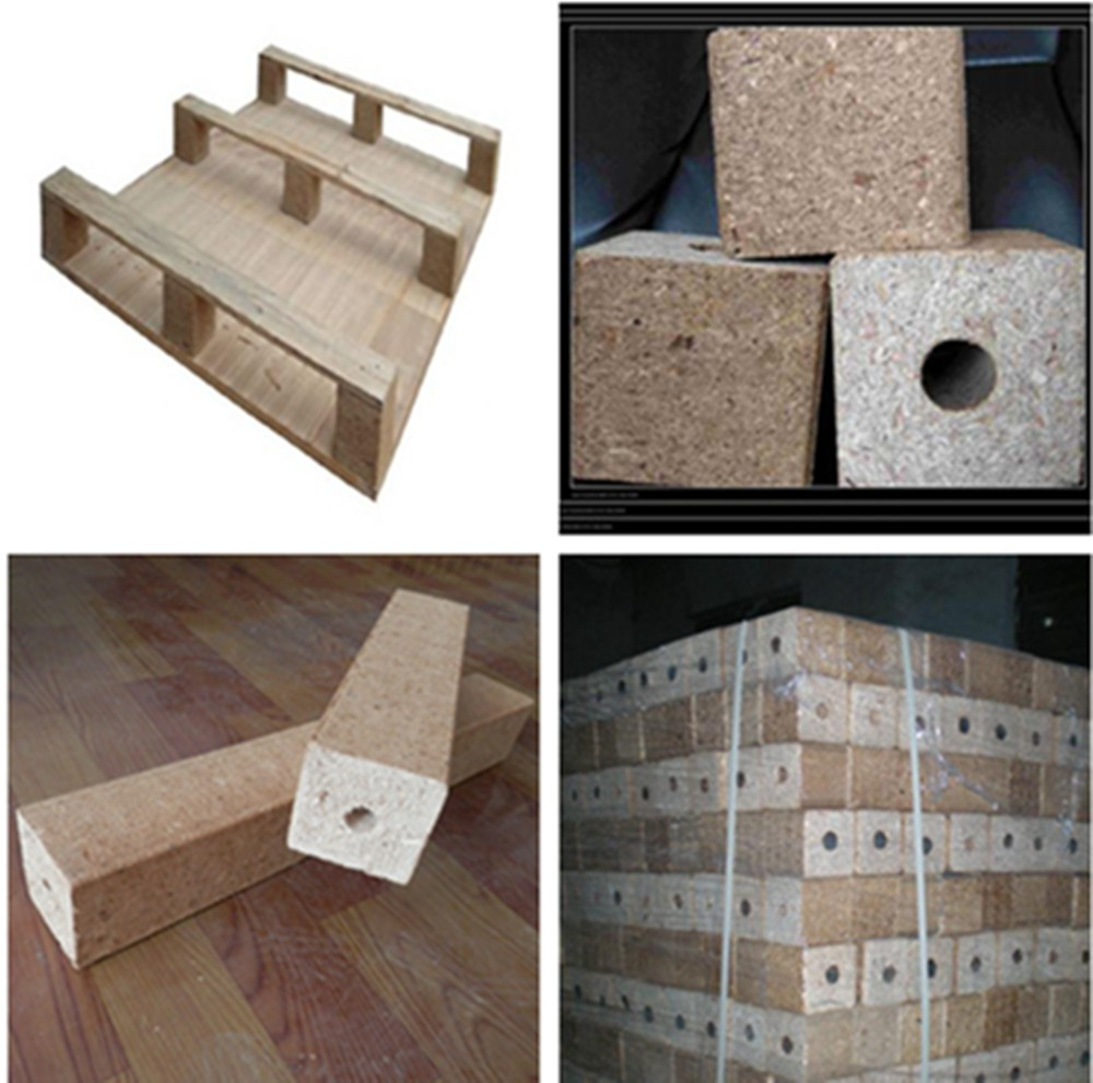 Kg m block density high quality compressed wood