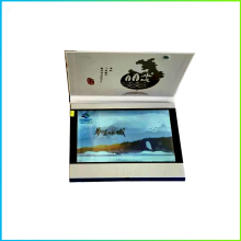 "Recordable Video Greeting Card - 10"" HD Screen - Blank Talking A5 256mb"