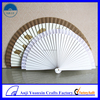 Chinese Wood Gifts Hand Fan Personalized
