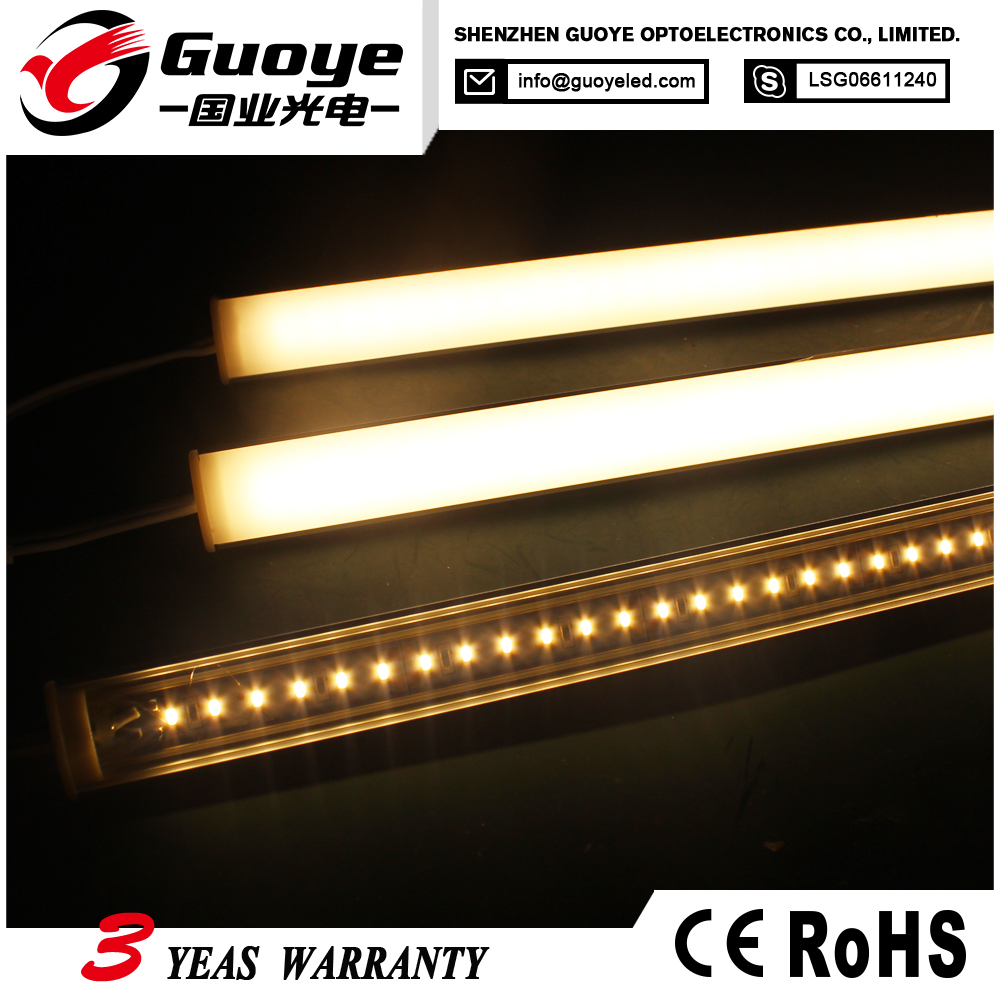 Popular offer led rigid strip 12v waterproof led light bar for home decoration