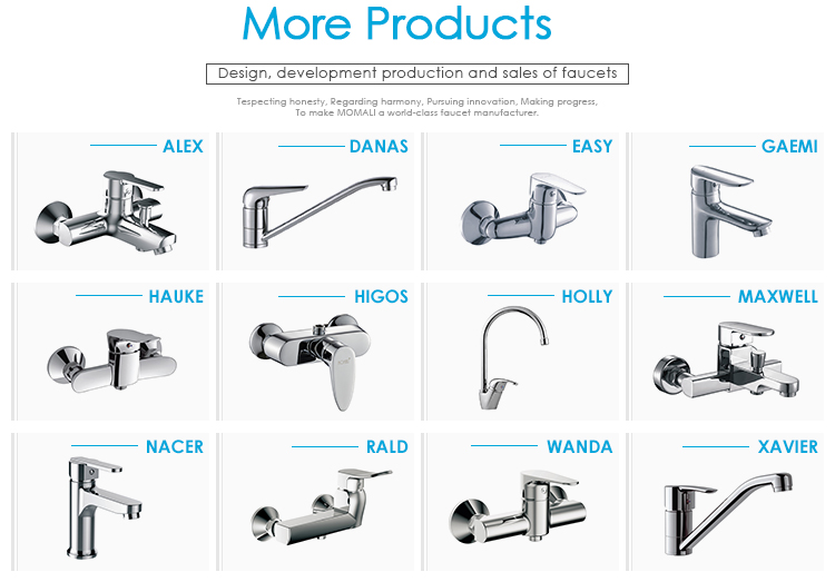 2018 Hotel Bathroom Sanitary Ware Fittings Chrome Polished Wash Basin Water Tap