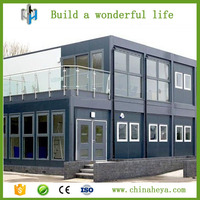Prefabricated container hotel container house for sale