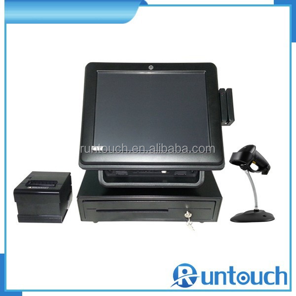 Runtouch RT-6700A Restaurant POS Package POS Hardware and online ordering software for pizza shop