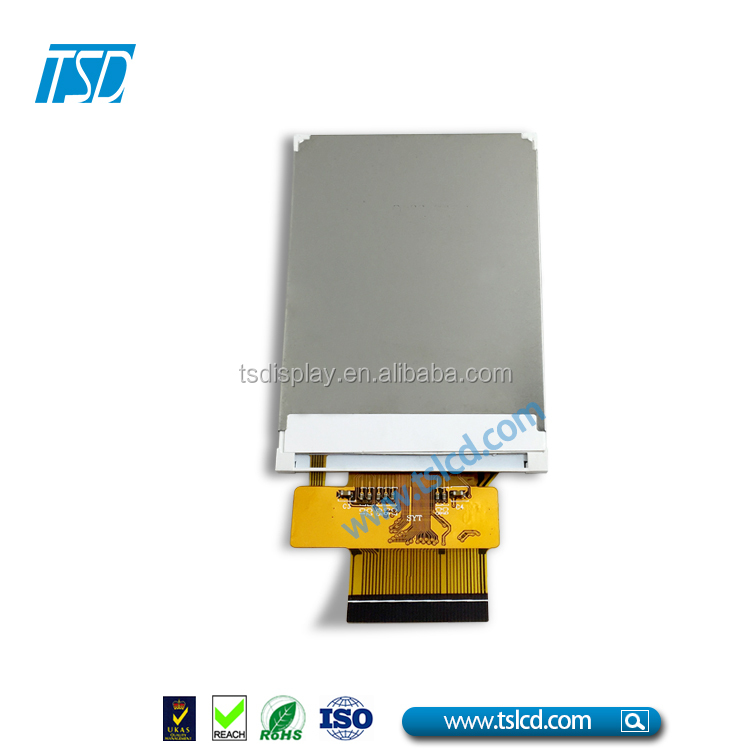Factory Price 2.4inch Color LCD Display 320X240 with 8/16bit MCU 8080 interface