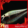 NOEBY brand 100mm plastic artificial bait fish lures for fishing