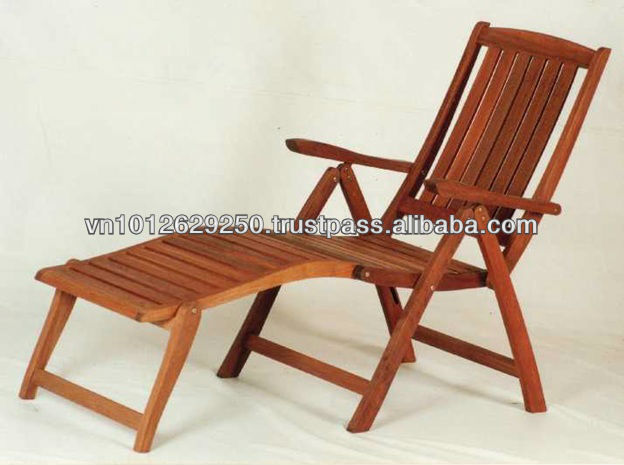 Wooden Relaxing Chair Rest Chairs Deck Product On Alibaba