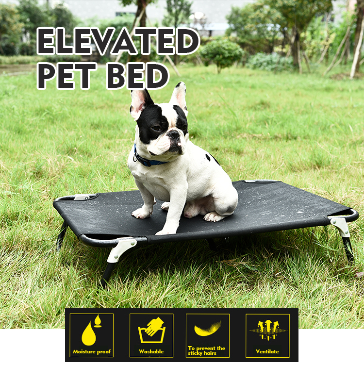 High Quality Outdoor Luxury Pet Bed,Custom Fancy Elevated Dog Pet Bed