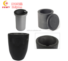High quality Graphite Crucible for iron melting