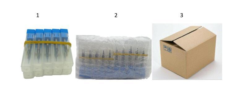 6*25 eine spiralnute bbits/für Acryl/pvc/MDF/Aluminium/Kupfer/fräser/cnc-tools/schaftfräser eine Reihe