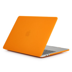 new 2019 release matte plastic hard shell cover for new macbook air 13.3 inch A1932 case with touch ID