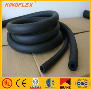 foam pipe insulation to be used for hot water pex pipe