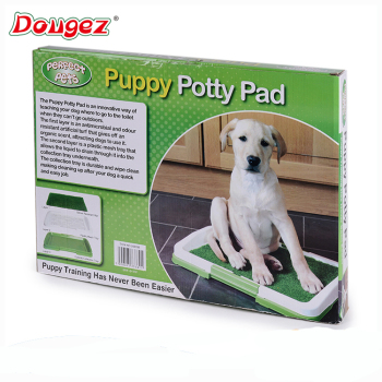 New design Indoor Pet Potty Tray Dog Training Toilet,pet toilet, as seen on tv indoor dog toilet
