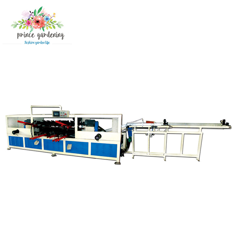 Rotor Spinning DTY Chemical Fiber Tube Paper Core Fully Automatic Numerical Control Cutting Machine
