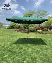 OUTDOOR GIANT MARKET PARASOL RESIDENTIAL POLYESTER CANOPY PATIO UMBRELLA
