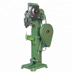 Automatic Feeding Powerful Electronic T Nut Riveting Machine For Cluth Plate / Furniture