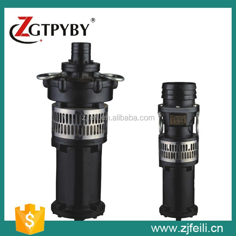 Large Flow High Pressure Multistage Water Fountain Water Pumps