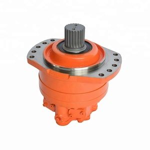 Poclain MS Machine Of MS18 MSE18 Radial Piston Hydraulic Motor For Sale With Low Price