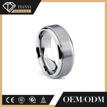 Plastic couple wedding rings, titanium ring bands, wedding band rings