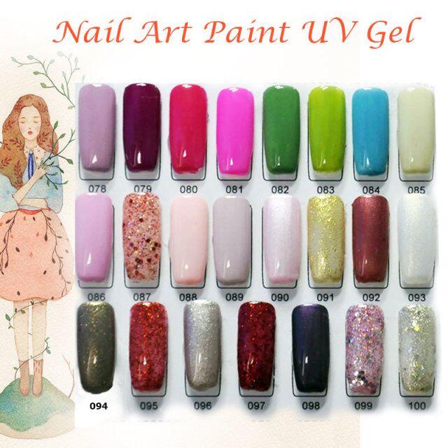 Nail art paint uv gel wholesale uv gel suppliers alibaba prinsesfo Choice Image