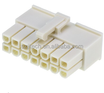 molex 4.2mm pitch 14 pin 5557 series connector 39-01-2145 receptacle housing wire to wire connector for power