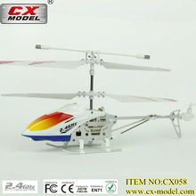 3.5 channel infrared 2.4g mini rc helicopter v911