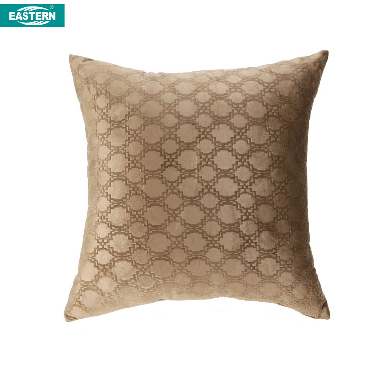 FREE SAMPLE Custom made sublimation Wool jacquard decorative throw pillow covers