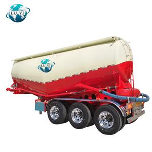 Hot sale 40000 liters fuel tank trailer 3 axles oil tanker semitrailer