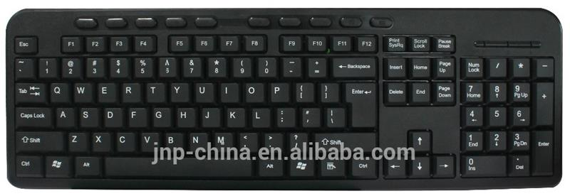 Cheap Multimedia Standard USB Wired Keyboard