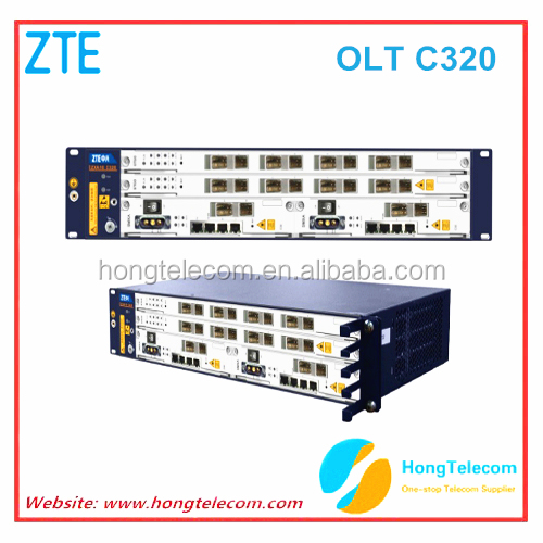 ZTE GPON OLT 1 port PON for C320
