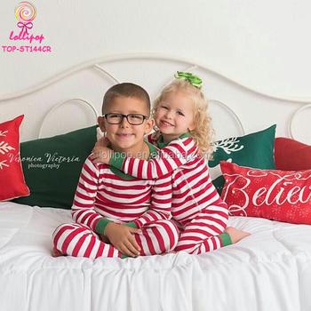 bd8dce25b5 Personalized Xmas Red Striped Kids Pajamas Wholesale Blank Family Christmas  Pyjamas Matching Adult Christmas Pajamas - Buy Adult Christmas Pajamas