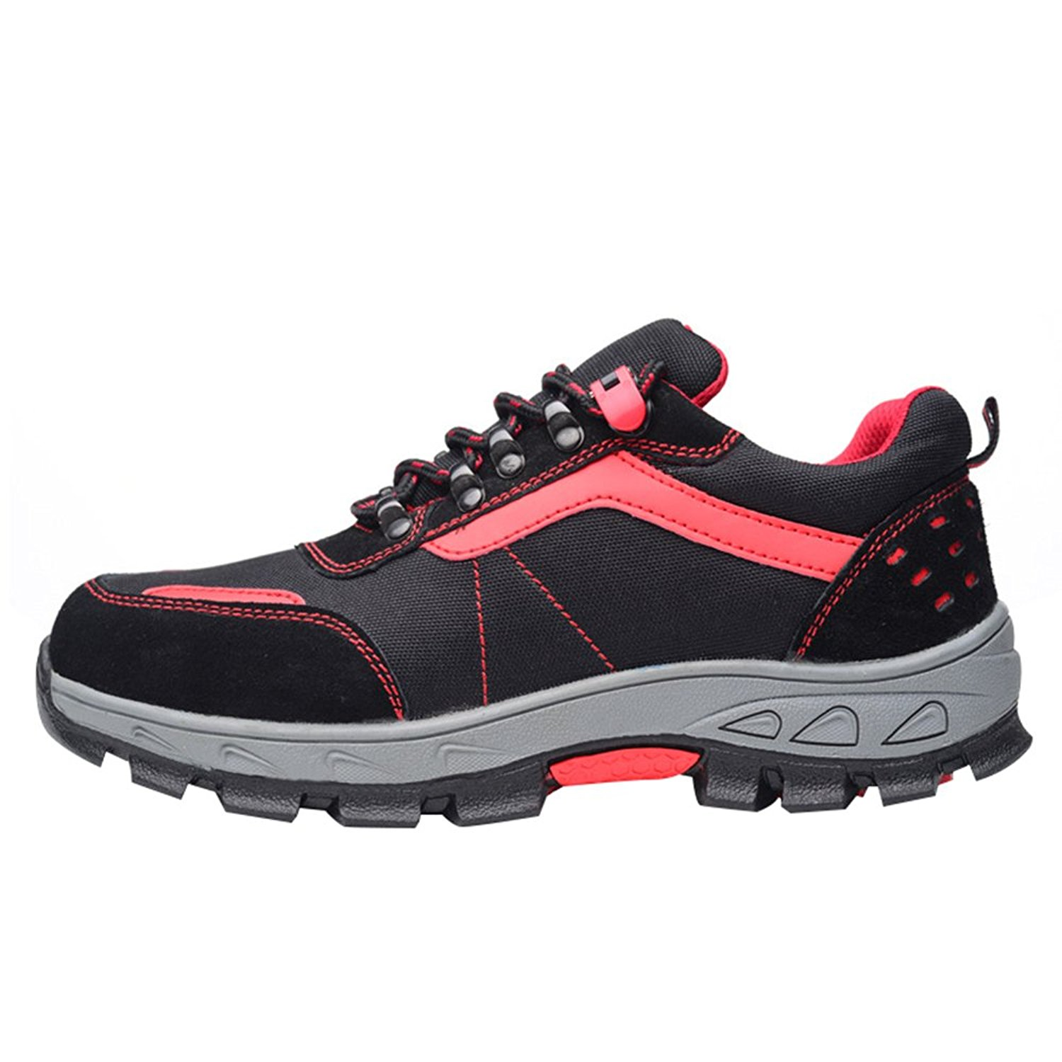 1321687b452 Get Quotations · Optimal Women's Safety Shoes Work Shoes Comp Steel Toe  Shoes