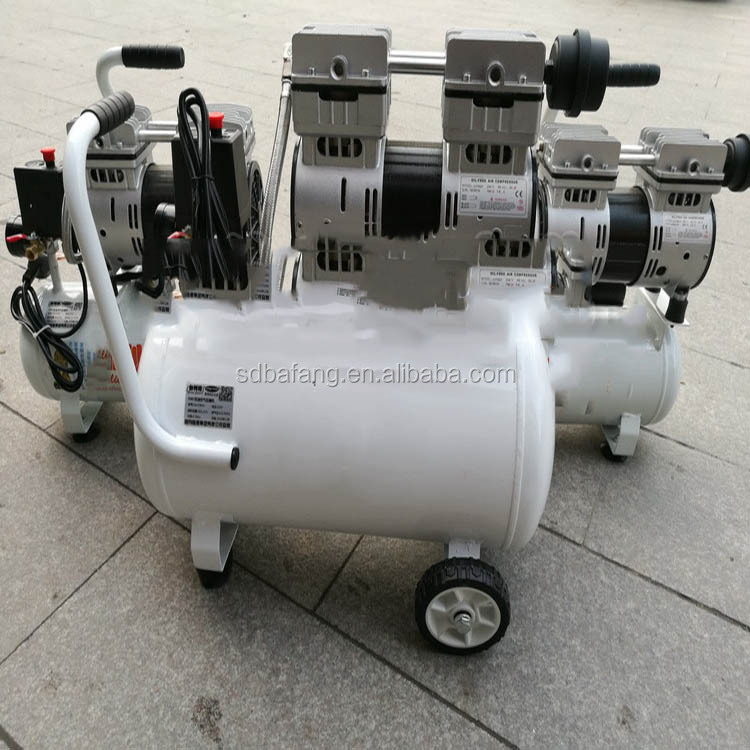 Hot selling oilless air compressor