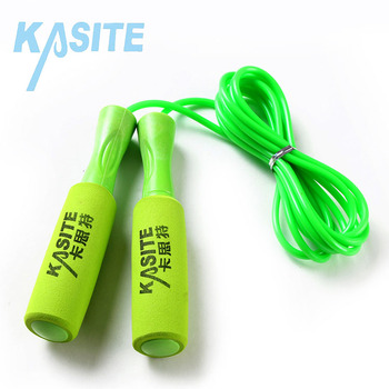 Customized Logo Availabled cheap bearing jump rope