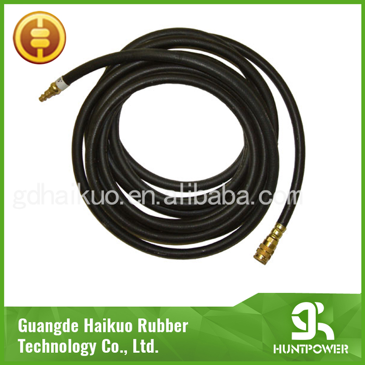 High Quality Flexible Rubber Air Hose, Rubber Water Hose 1""
