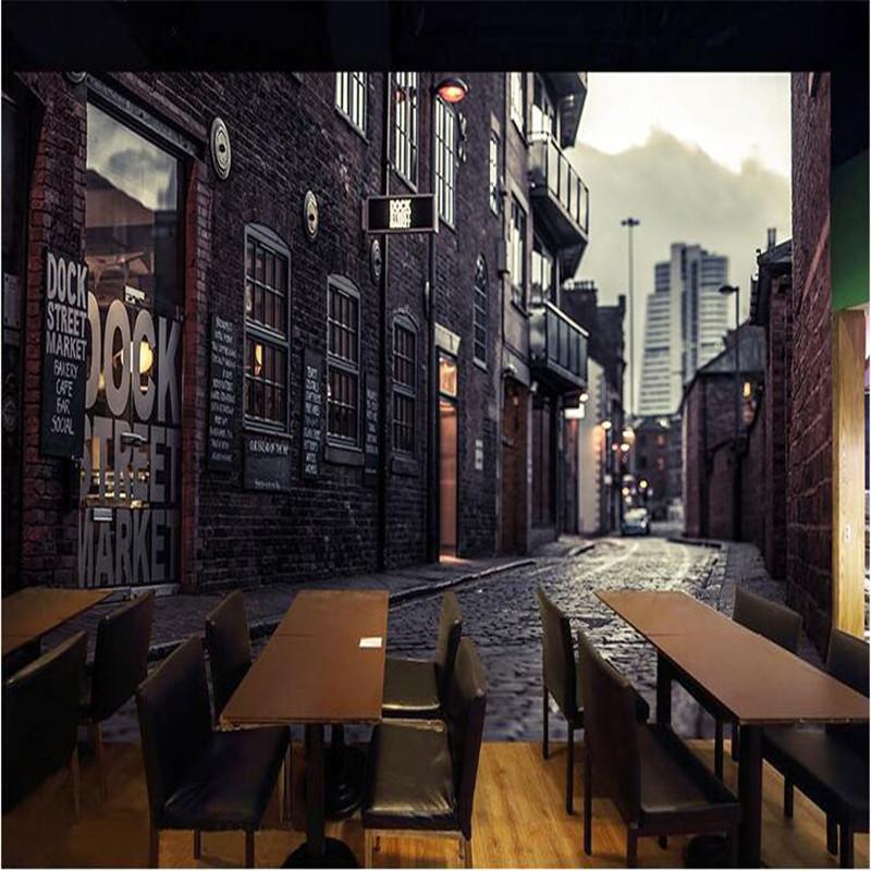 online kaufen gro handel schwarz wall street tapete aus. Black Bedroom Furniture Sets. Home Design Ideas