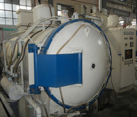 Vacuum oil quenching heat treatment furnace