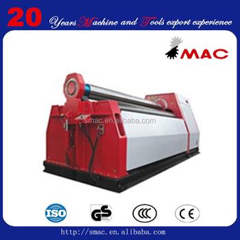 roller bending machine