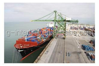 Cloth and furniture OCEAN FREIGHT FROM SHENZHEN/GUANGZHOU TO Malaysia door to door service by LCL
