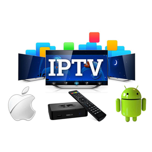 IPTV Reseller Panel Account of 1 Year IPTV Subscription USA Arabic India Europe M3U List for Android Mag250 254 Set Top Box