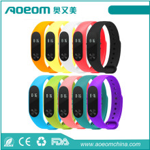 New Best Price Smart Bracelet Fitness Tracker Band Bluetooth Heart Rate Monitor Watch