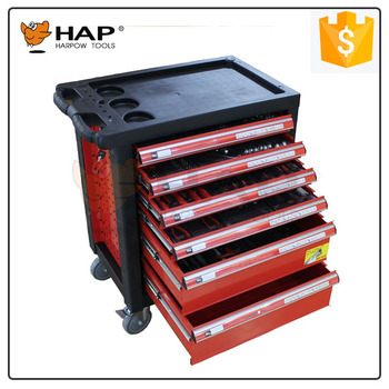 Professional Top Quality 6 Drawers Tool Cabinet With Tools, View ...