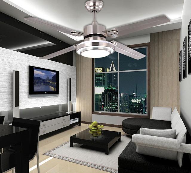 led cristal ventilateur ventilateur de plafond lumi re moderne br ve mode intelligent lumi re du. Black Bedroom Furniture Sets. Home Design Ideas