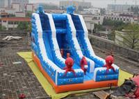 The RipTide Giant inflatable slide/inflatable water slide ,used commercial slides,custom slip n slide inflatable