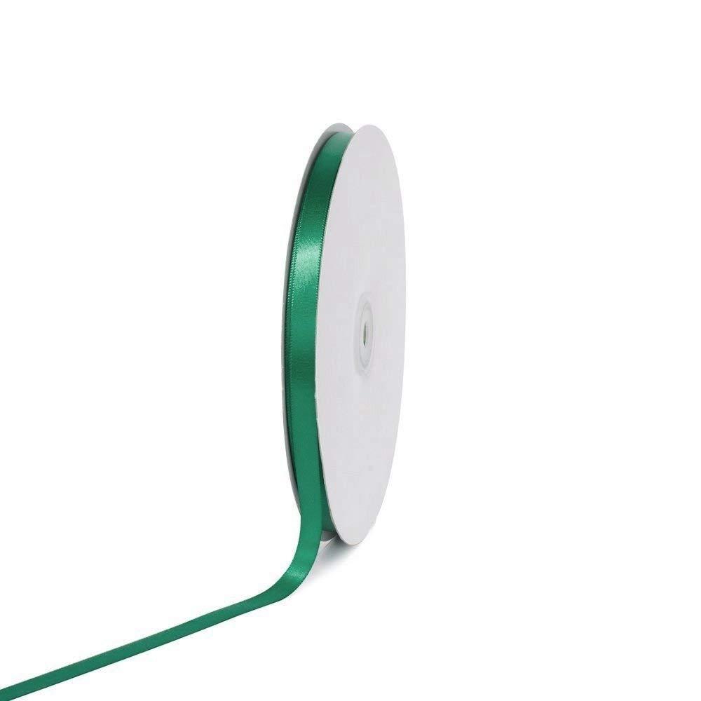 1.5-Inch by 25-Yard Emerald Green Kel-Toy Polyester Grosgrain Ribbon